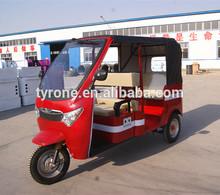 60v three wheel passenger tricycle