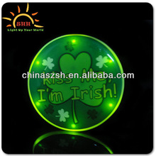 Custom LED Button Pins LED Pin Lights For Sale
