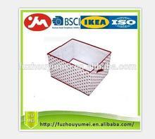 Fabric storage box,foldable storage bin,collapsible sotrage bin,