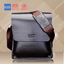 hot sale high quality trendy and cheap PU men bag
