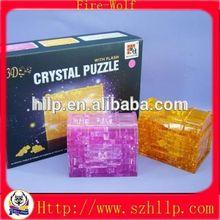 China vogue jigsaw puzzle promotion plastic latest gift items wholesale