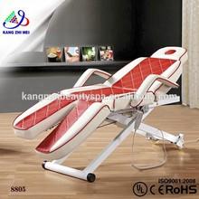 Portable massage bed lightweight/beauty salon electric adjustable bed/massage beauty bed KM-8805