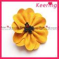 Venta al por mayor venta caliente de moda elegante y hermosa hecha a mano de flores de tela wbf-101