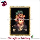 3D lenticular indian god photos