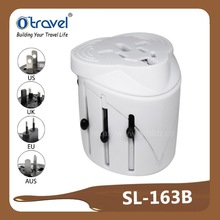 Travel adaptor, travel electrical adapters with USB,Universal travel Plug adaptor with USB charger