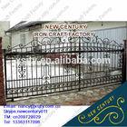 iron gate models / modern wrought iron main gate design for home villa and garden