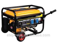 2000w 12v dc portable small silent petrol generator