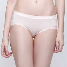 Factory Provide Renewable Fiber Seamless Women Panty