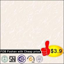Cheap price 60x60cm soluble salt-chinese vitrified tile for floor-6119