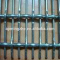 Sgs y la norma iso ondulado de malla de alambre del panel para la decoración de interiores/granero cerca/raza de cerdo