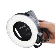 Macro LED ring flash for Canon/nikon/Olympus/Panasonic DSLR camera