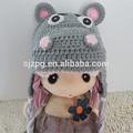 küçük hipokampal tığ şapka bebek şapka