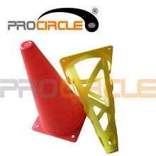 Agility Equipment Hollow Plastic Cone Training