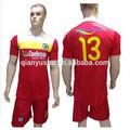 Chegada nova alta- qualidade jersey futebol modelo