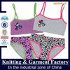 little girl underwear model/kids underwear tanga/jersey underwear