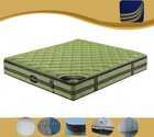 2014 popular nice dream camping mattress,bed with mattress , cooling mattress pad
