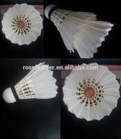 wholesale Fleet shuttlecock badminton for tournament play