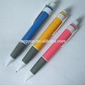 安いカラフルなプラスチック製pp-23ボールペン、 プロモーションボールペン
