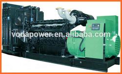 diesel generator set using perkins engine