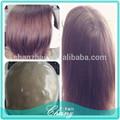 باروكة شعر الجلد بولي، قطع الشعر للنساء، الشعر استبدال نظام