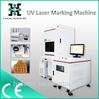 YAG end-pumped UV marking system laser diode