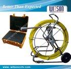 WITSON high resolution inspection camera 420TV Lines,2 kinds of transmitter sonde optional