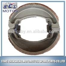 SCL-2012031343 brake shoe motorcycle brake shoe manufacturers