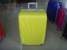 hard shell abs travel trolley luggage