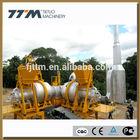80t/h portable asphalt batch plant, mobile asphalt mixing plant, portable concrete batch plant