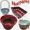 Wholesale beautiful practical natural bamboo fruit basket, bamboo basket,bamboo basket weaving
