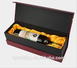 3 Litre Cherry Corrugated Cardboard Bulk Wine Bottle Box