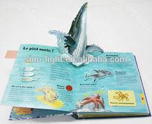 3d hot sale print child book