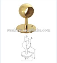 HOT SALE Stainless steel handrail ball center post bracket