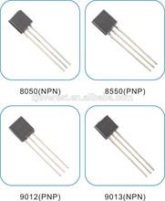 Transistor s8050 NPN transistor for circuit, Bipolar Junction Transistor