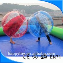 HI CE Promotional TPU/PVC inflatable ball costume,inflatable fat costume,inflatable cow costume