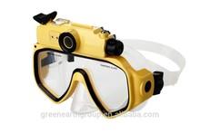 Underwater camera diving glasses camera for diving