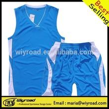 Accept sample order basketball team wear reversible/china basketball uniform/100%polyester basketball uniform
