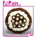 chocolate idéias de presentes buquê de chocolate