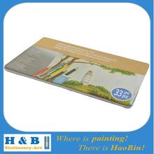 1-1-Hole metal sharpener Kneaded eraser Vinyl eraser color pencils Graphite pencils art supply