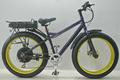 شاطئ جديد بوصة 26*4.0 الدهون الاطارات الثلوج الدراجة الكهربائية