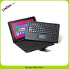 For Microsoft Surface 10.6 inch Windows 8 PRO / RT tablet PU Leather Case Cover Folio Stand with Touchpad Bluetooth keyboard