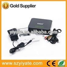 Amlogic 8726 MX M6 XMBC A9 Dual Core Android Smart TV Box azbox bravissimo