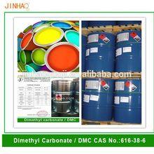 Dimethyl Carbonate/DMC good solvent for coating paints DMC CAS No.:616-38-6 DMC