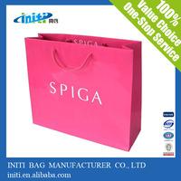 paper bag design extra large shopping bag