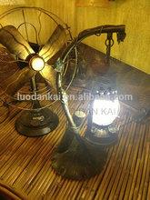 Handmade matel lighting fair 2014 vintage chandelier table lamp