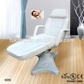 2014 facial cama cama de massagem venda& elétrico elevador cama de massagem& quadro de massagem pour femme enceinte para venda( kzm- 8202)