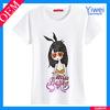 high quality clothes factory cheap custom t-shirt, OEM design blank t-shirts, woman t-shirt printing