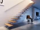 steel wood stair designs