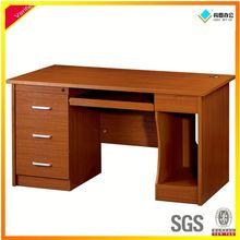 Office furniture Melamine MDF computer desk malaysia, pc world computer desks