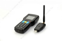 1D EAN13 UPCA/E Wire wireless barcode scanner data Inventory collector Terminal